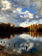Nébulosité  d'automne