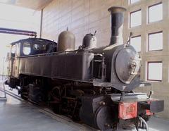 Steam locomotive Henschel & Sohn, for narrow gauge.