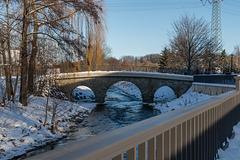 Brücke am Wasserschloß