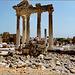 Side : la Roma antica mostra ancora la sua grandezza !