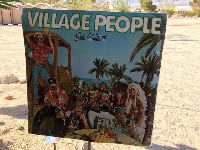 Village People Go West (0535)