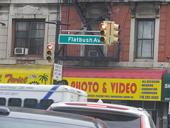 Flatbush Avenue Ebbets Field journey