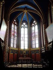 Absidiole, Cathédrale Sainte-Croix d'Orléans