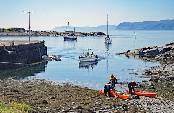 Island Ferry HFF