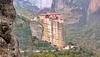 Meteore - Monasteri ortodossi - Grecia