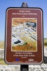 Bribirska Glavica, Bribir - Croazia