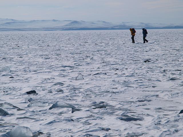 Baikal Sea Trekking