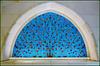 AbuDhabi : colori e decorazzioni si ripetono in modo piacevole