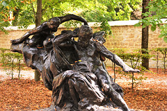 Monument a Victor Hugo