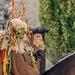 Chouette effraie à cheval