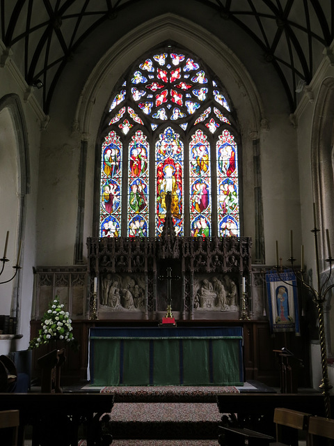 plympton st mary church, devon