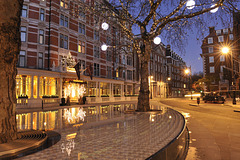 Connaught Hotel. London Merry Christmas 2020