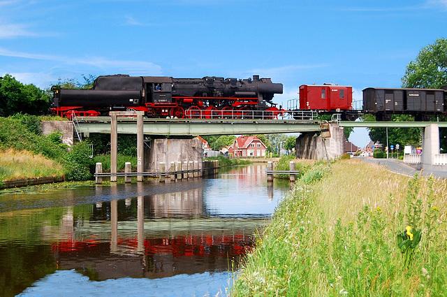 Stadskannal to Veendam railway.