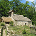 les fermes du moyen âge -la chapelle -