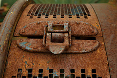 Rusted Ships Engine