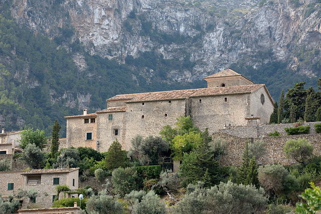 The Wonders of Mallorca:  Deià , Sant Joan Baptista church