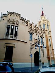 Valencia: palacio de la Exposición, 2