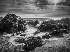 Prés de Gigaro plage (Var)