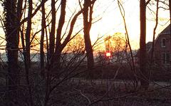 DSCF0134 Sunrise Olden Eibergen