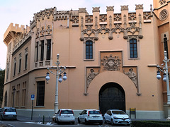 Valencia: palacio de la Exposición, 3