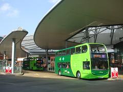 DSCF1518  Konectbus (Go-Ahead) SN65 OAV and SN65 OAM