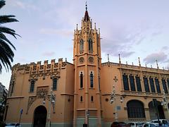 Valencia: palacio de la Exposición, 4
