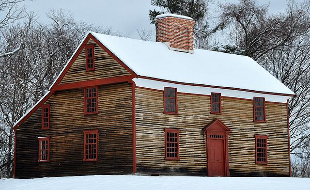 William Smith's Farmhouse
