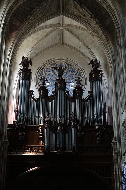 Grand Orgue, Cathédrale Sainte-Croix d'Orléans