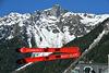 Sicht zum Le Brevent mit einer Höhe von 2525 m.ü.M.