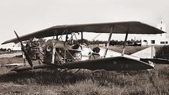 c'était un avion
