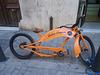 Bicicleta eléctrica.