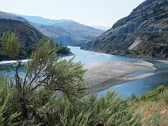 Thompson River, BC