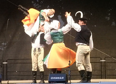 Folklora ensemblo Ondráš el Brno (Suda Moravio)