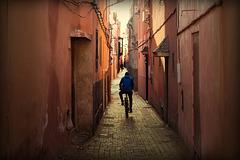 Medina alleys
