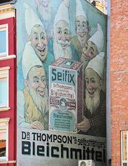 Historische Reklame