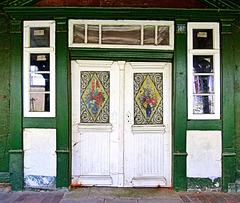 Armut drängt durch Türen und Fenster herein. (Estland)