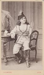 Célestine Galli-Marié by Lumière