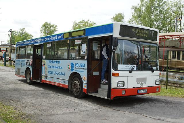 90 Jahre Omnibus Dortmund 192