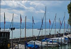 Durch- und Ausblick bis zur Schweiz