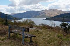 HBM ~  A sit down over Loch Lomond