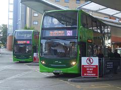 DSCF1694 Konectbus (Go-Ahead) SN65 OAG and SN65 OAD