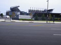 Lincoln Financial Field Home of the Philadelphia Eagles