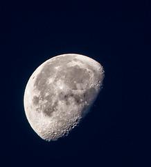 lune - Drôme