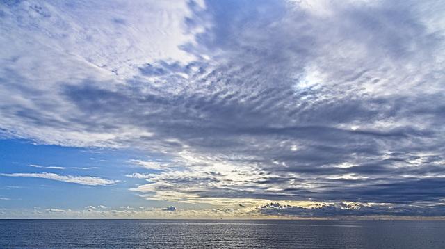 View from Bracklesham Bay Beach 2
