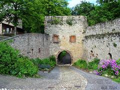 Plesseburg bei Göttingen