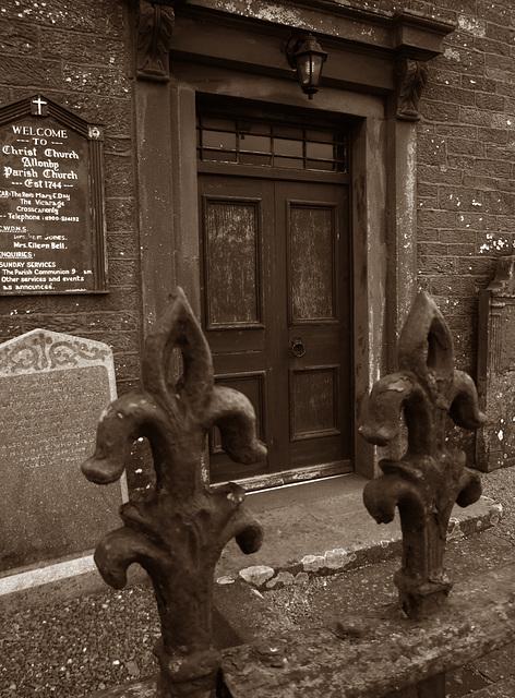 Christ Church, Allonby.