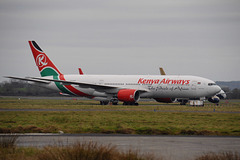 5Y-KQT B777 Kenya Airways