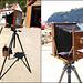 Jack Lowe's  Half Plate Camera
