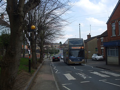 DSCF3190 Stagecoach Midlands (United Counties) YN63 BYA