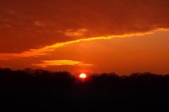 DSCF0092 Sunset Olden Eibergen